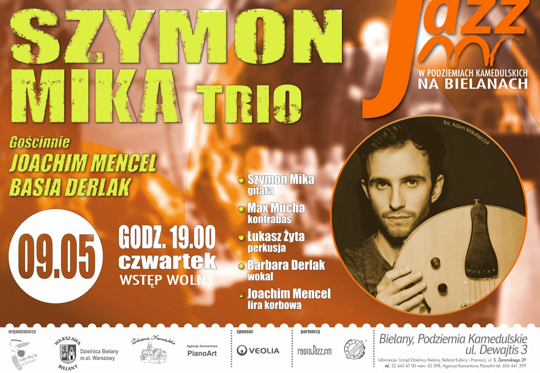 Szymon Mika Trio & Friends